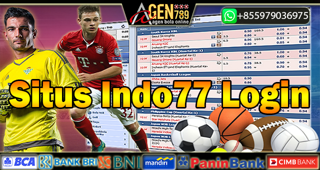 Situs Indo77 Login