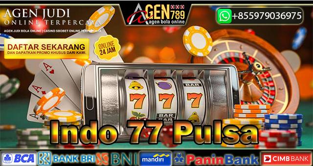 Indo 77 Pulsa