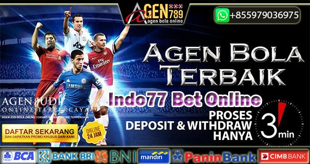 Indo77 Bet Online
