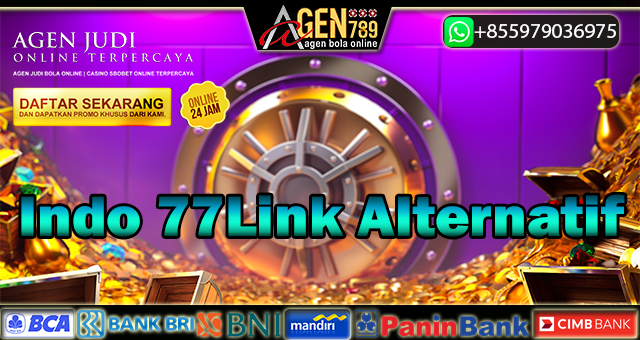 Indo 77Link Alternatif