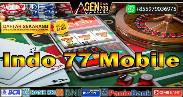 Indo 77 Mobile