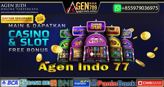 Agen Indo 77