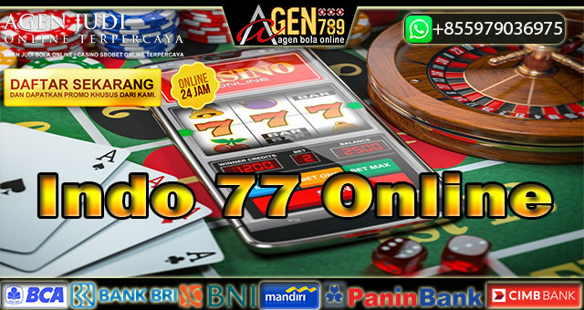 Indo 77 Online